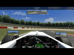 Assetto Corsa: Formula Abarth @ Nürburgring GP Race (HD)