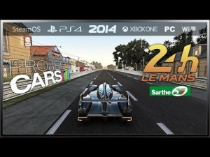 Project CARS - Circuit de la Sarthe (24 Heures du Mans)