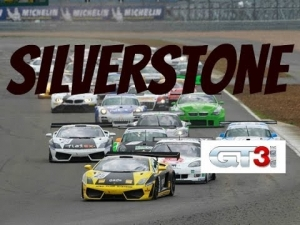 iRacing Official GT3 Challenge Series from Silverstone