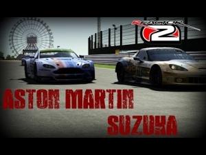 rFactor2 - Aston Martin EGT- URD - Race @ Suzuka