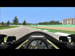 Lotus 98T 900 Bhp Game Stock Car Extreme @ Imola