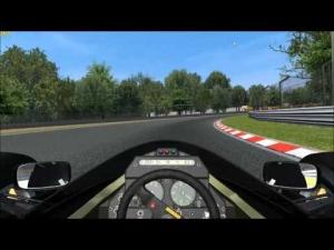 Lotus 98T 1200 Bhp Game Stock Car Extreme @ Monza