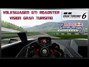 GT6 - NEW Volkswagen Vision GTI & Red Bull Ring