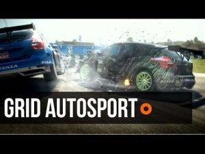 GRID Autosport: Amazing crashes