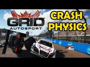 Grid Autosport Crash Physics (Grid Autosport Exclusive Gameplay)