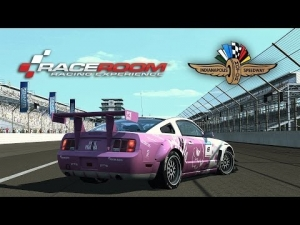 RaceRoom Racing Experience [HD++] ★ Ford Mustang GT3 @ Indianapolis Moto GP