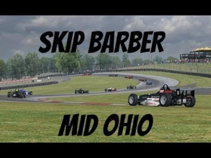iRacing Skip Barber Official race at Mid Ohio Sports Car Course #1