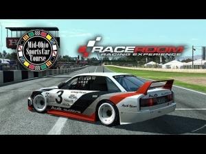 RaceRoom Racing Experience [HD++] ★ Audi 90 quattro GTO @ Mid Ohio