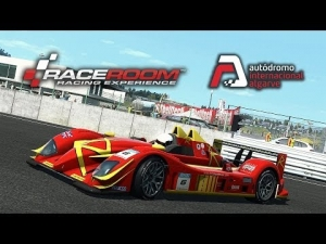 RaceRoom Racing Experience [HD++] ★ Radical SR9 AER @ Portimao GP