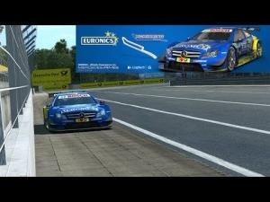 EURONICS Mercedes AMG Time-Attack: Norisring