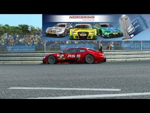 DTM Experience Time-Attack: Norisring