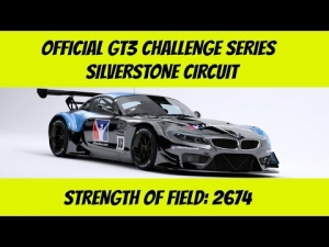 iRacing Official GT3 Challenge Series from Silverstone #2