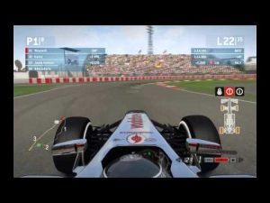 F1 2013 - Slipstreamers Thursday League Race - Canada 50%