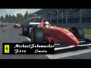 F1 2013   GP de IMOLA   Michael Schumacher   Ferrari F310
