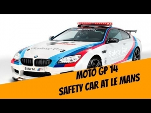 Moto GP 14 Pace Car Time Trial at Le Mans