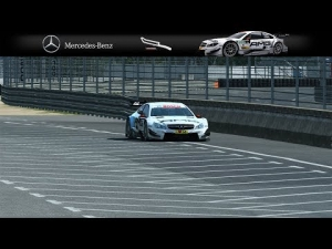 Mercedes 2014 AMG DTM Competition *UK WR*