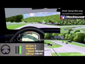 iRacing - Multi-cam - 20 Lap Race @ Lime Rock Park Chicane Circuit w/ Mazda MX-5 Cup