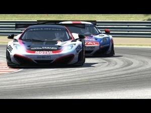 Assetto Corsa: RaceDepartment - [AU] GT3 @ Magione (Race Edit)
