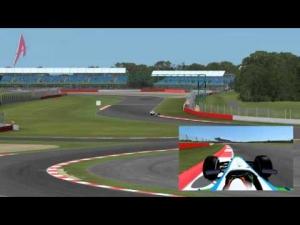 Silverstone lap FSR 2014 - rFactor 2