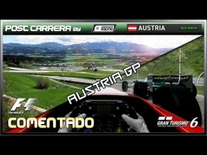 GT6 - Austria GP | Post Carrera by ADRIANF1esp