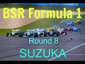 iRacing BSR Formula 1 Round 8 from Suzuka