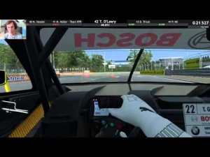 DTM Experience Time-Attack BMW: Norisring *UK WR*