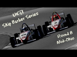 iRacing UK&I SKIP BARBER S2 2014 ROUND 8 FROM MID OHIO