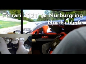 Assetto Corsa - Ferrari 312T @ Nurburgring Nordschleife - MANUAL NO ASSISTS