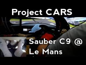 Project CARS - Sauber Mercedes C9 @ Le Mans