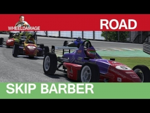 #iRacing 2014S2W9 Skip Barber at Sonoma