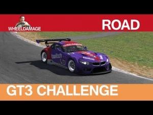 #iRacing 2014S2W9 GT3 Challenge at Zandvoort 70 minutes