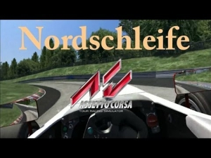 Assetto Corsa Formula Abarth at Nordschleife