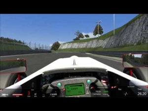 Assetto Corsa Formula Abarth at Autumn Ring