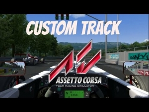Assetto Corsa Formula Abarth at Generated Track