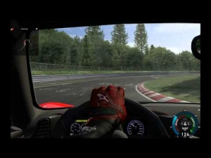 A handful on the Nordschleife - F458 S3 on Baseline