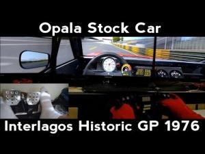 Game Stock Car - Opala Stock Car @ Interlagos Historic GP 1976