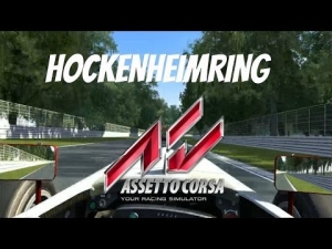 Assetto Corsa Formula Abarth at Hockenheimring