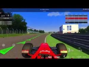 Assetto Corsa Multiplayer Online Race Ferrari F14T