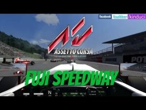 Assetto Corsa Formula Abarth at Fuji Speedway
