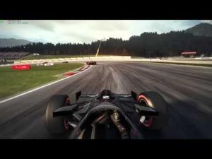 GRID Autosport Formula A Austrian GP Redbull Ring