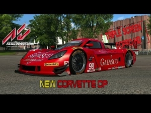 Assetto Corsa New - Corvette DP Beta @ Imola (Triple Screen, Gopro)