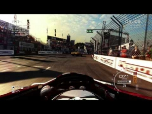 GRID AUTOSPORT Gameplay: Derby Demolition