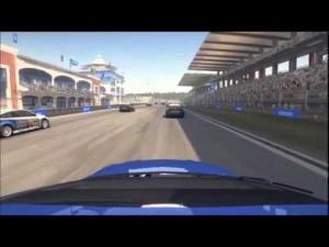 [GRID] SIM Autosport MOD Vid 1 Focus Test