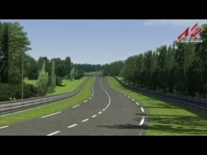 Assetto Corsa - LeMans with the 2014 Corvette Daytona Prototype