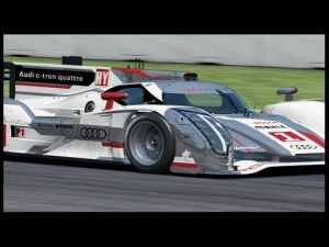 Project Cars (Build 749) Audi R18 vs. Circuit de la Sarthe (Le Mans 24H)