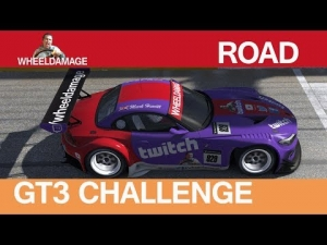 #iRacing 2014S2W9 GT3 Challenge at Zandvoort 2