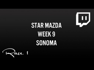 iRacing Star Mazda Week 9 SOF Race 1