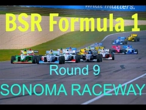BSR Formula 1 preseason race at Sonoma Raceway