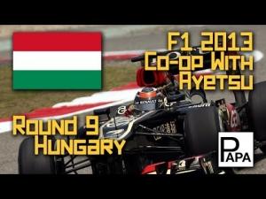 F1 2013 :: Season w/Ayetsu R10 :: Hungaroring
