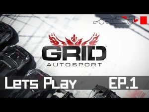 Lets Play :: Grid Autosport :: EP.1